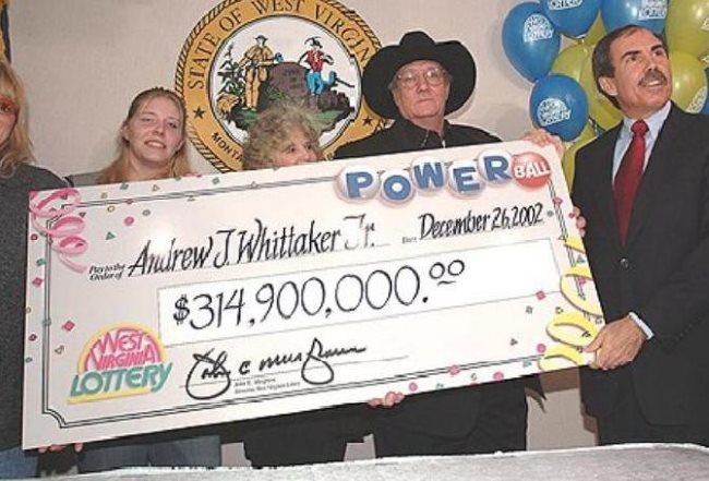 Крупные выигрыши в лотерею гослото